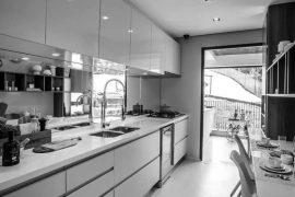 Qualidade em reformar cozinha